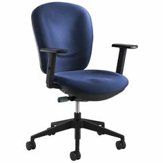 Discover the Safco Rae High Back Task Chair for only $365.95! Features: Supportive, Cushioned Seat and Back. 360 degree Swivel. Seat Height Adjustment. Back Height Adjustment. Synchro Mechanism with Seat Slide. Dual-Action Synchro-Tilt. Tilt Tension. Tilt Lock. Safco Limited Lifetime Warranty.