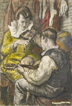 View Two clowns by Dame Laura Knight on artnet. Browse upcoming and past auction lots by Dame Laura Knight. Art Du Cirque, English Artists, British Artists, Thomas Moran, Lion Love, Knight Art, Edouard Manet, Camille Pissarro, Edgar Degas