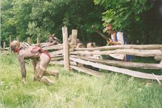 When Indians attack - Ulster Folkpark