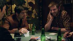 Video Carlsberg ; Un homme vient de perdre lors d'une partie de poker et se retrouve endetté. Il va devoir appeler en plein milieu de la nuit un ami pour qu'il lui prête de l'argent. Est-ce qu'il va pouvoir compter sur son ami ? - See more at: http://atdpf.fr/video-carlsberg/#sthash.RaHzEbsB.dpuf