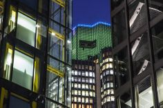 Night Life of City of London!!! Check out more of architecture photography on http://romanaltr.co.uk/architecture .  If you like my portfolio, Like and Share it with your friends on https://www.facebook.com/romanaltr  #architecture #sky #london #city #skyscraper #photography #reflection #window #panorama #lift #business #finance #busy #lifestyle #night #buildings #zoomin #banking #beauty #capital #europe