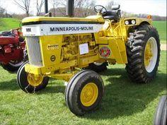 Minneapolis Moline Tractors Slideshow - YouTube