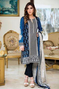 Bonanza Satrangi Cambric Winter Collection 2015-2016 | BestStylo.com