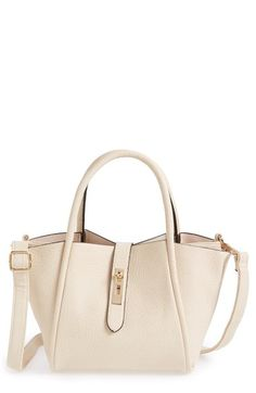Emperia 'Rose' Two-in-One Faux Leather Crossbody Satchel available at #Nordstrom
