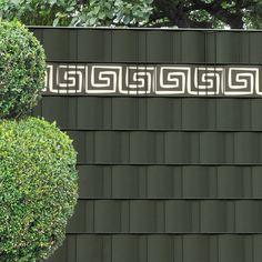 Klassische Motive, modern interpretiert auf M-tec technology Design Druck Sichtschutzstreifen.