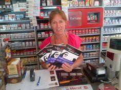 Antonia de La Manga del Mar Menor, para ella y tres amigas.  Adquiere tu ejemplar en http://nessbelda.blogspot.com.es/p/comprar-todas-son-buenas-chicas.html