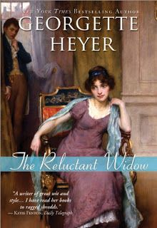The Reluctant Widow  By: Georgette Heyer  Publisher: Sourcebooks  ISBN: 978-1-4022-1351-9   About the book:   A fateful mistake...   When E...