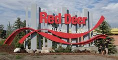 Blanchett Neon is so proud to announce that the City of Red Deer project was recognized as Main Gate Design, Entrance Design, Wayfinding Signage, Signage Design, La Sign, Hoarding Design, Compound Wall Design, Entrance Signage, Monument Signs