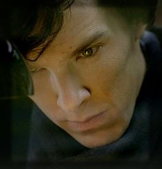 Mr. Cumberbatch, please control your cheekbones; you're startling the women.