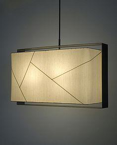 Halo horizontal pendant by Bone Simple. Lighting We Love at Design Connection, Inc. | Kansas City Interior Design http://www.DesignConnectionInc.com/blog