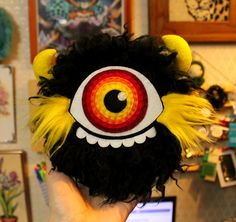 Ten monster creations I've made recently! http://ift.tt/2fMKCCU . how to make your own #crafts follow @cutephonecases