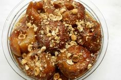 photo: Αμαλία Λογαρά Greek Cooking, Cereal, Oatmeal, Good Food, Food And Drink, Cooking Recipes, Sweets, Apple, Vegetables