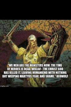 All Things Heathen,Viking and Heathen Related Clothing and accessories Viking Power, Viking Life, Viking Warrior, Norse Pagan, Old Norse, Norse Mythology, Viking Quotes, Viking Sayings, Great Quotes