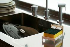 Clean Dreams / Kitchen sponge holder