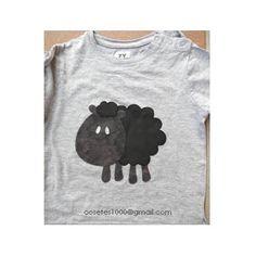 Camiseta xai - Sheep - T-shirt - Applique