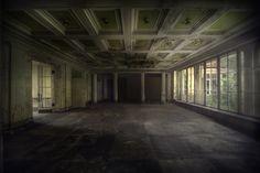 Sanatorium GP ( explore ) ~ Andre Govia