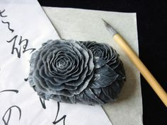 Sumi Soap Carving