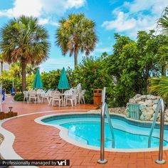 Ready to get your spa on? Sand Pebble Resort - Treasure Island, FL  #VRIvacations #amazing  #condo #vacation #rentals #beach