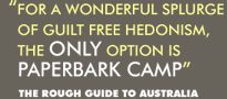 NSW: Paperbark Camp - Glamping in northern NSW