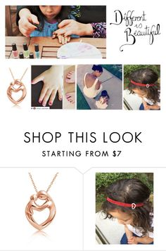 Mommy and me by mixifypolish on Polyvore featuring Bling Jewelry, women's clothing, women's fashion, women, female, woman, misses and juniors