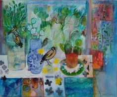 Still Life with Goldfinch Be Still, Still Life, Goldfinch, Paintings, Art, Art Background, Paint, Painting Art, Kunst
