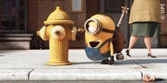 Die Minions Trailer starten