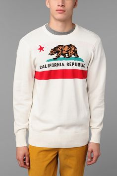 Ripple Cali Flag Sweater Online Only.. I want :-)