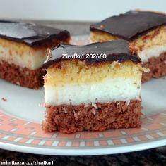 Eastern European Recipes, European Cuisine, Homemade Cakes, Nutella, Tiramisu, Tea Party, Cheesecake, Food And Drink, Baking