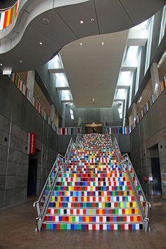 Christchurch Art Gallery, Christchurch, New Zealand