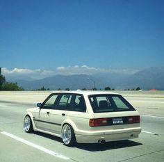 Bonus points what car this is. Wagon Cars, Bmw Wagon, Bmw E30 Touring, E21, Bmw Vintage, Bmw E30 M3, Bavarian Motor Works, Bmw Classic Cars, Bmw Love