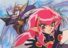 another one scanned from my illustration collection trading cards :) hope u liked it XD. Magic Knight Rayearth, Anime Artwork, Clamp, Unique Art, Anime Manga, Fan Art, Comics, Wallpaper, Illustration
