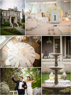 Jennifer & Steven – Mansion Inn Wedding Photography – Saratoga Springs, NY Photographer