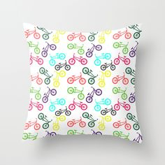 SUMMER RIDE Throw Pillow Free Shipping Link in the Posts http://society6.com/heavenseven?promo=ZW3K7GVWJ9YP