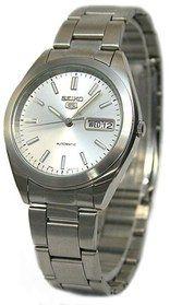 Seiko 5 (Seiko Five) Men' s Automatic Watch # SNX993 SNX993K1. Please visit us at the following URL: http://www.bodying.com/seiko-5-men-snx993k1/watches/428