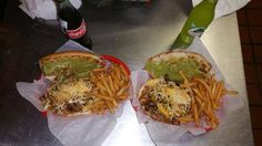 #Torta special today only at the #Skipper location! $9.99 for a #torta of your choice #fries and a #drink