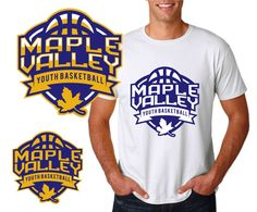 T-Shirt Design Needed for Youth Basketball League by JK Graphix