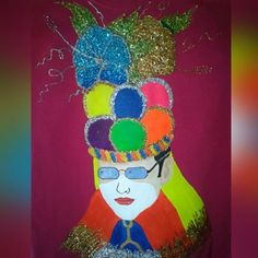 apliques con escarcha Ideas Para, Deco, Fictional Characters, Flower, Vestidos, Carnivals, Party, Appliques, Ornaments