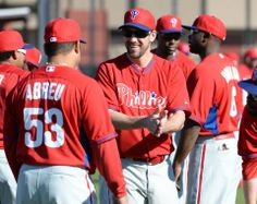 Cliff Lee#springtraining2014
