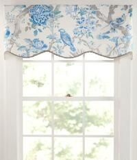 Central Park Lined Scalloped Valance_224106