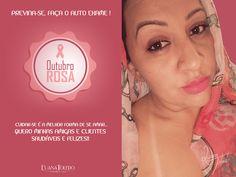 https://flic.kr/p/MRW3qW | LUANA-TOLEDO-eu-apoio-outubro-rosa | Ser Saudável... Ser feliz!