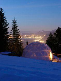 White Pod Resort House - Swiss Apls