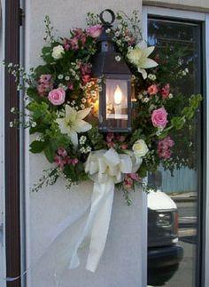 Such a pretty wreath!!