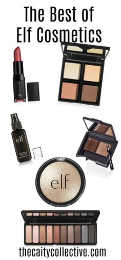 Elf cosmetics | best elf products | best drugstore makeup