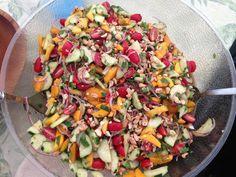 Thai Mango Cucumber Salad   The Naked Bite