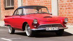 Clicca sul post e potrai vedere una scheda dettagliata di questa Auto Union 1000 SP. Sul sito Ruote Vecchie troverai molte bellissime auto.
