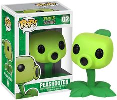The battlefield between plants and zombies will be moved onto your desk soon. If you're curious, let's go on checking Funko POP! Funk Pop, Plants Vs Zombies, Funko Figures, Vinyl Figures, Toy Art, P Vs Z, Plant Zombie, Funko Pop Dolls, Pop Figurine