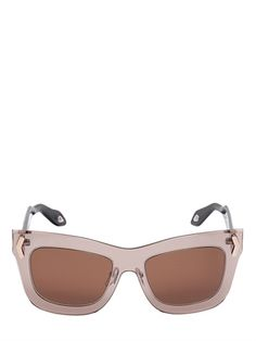 Givenchy Givenchy One Acetate Square Sunglasses