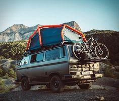 Off Grid Adventure Camper Vans Vw T3 Doka, T3 Vw, Volkswagen, Vw Bus, Van Camping, Camping Gear, Combi Ww, Vw T3 Camper, Offroad