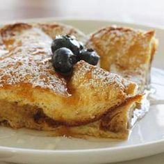 Lightened Up Creme Brulee French Toast