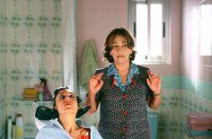 Carmen Maura in Volver directed by Pedro Almodovar, 2006